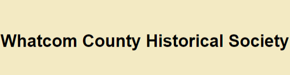 Whatcom County Historical Society